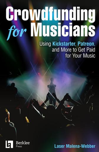 Product Cover for Crowdfunding for Musicians