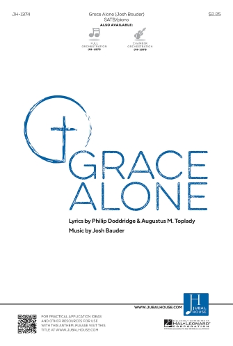 Product Cover for Grace Alone