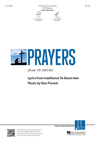 Product Cover for Prayers (from Te Deum)