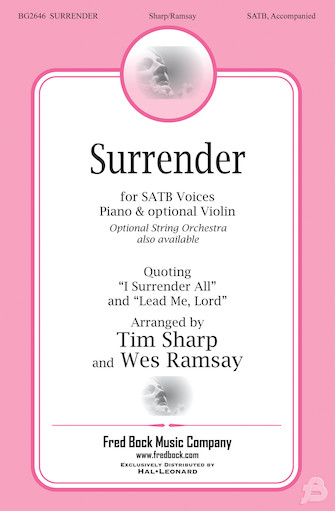Product Cover for Surrender