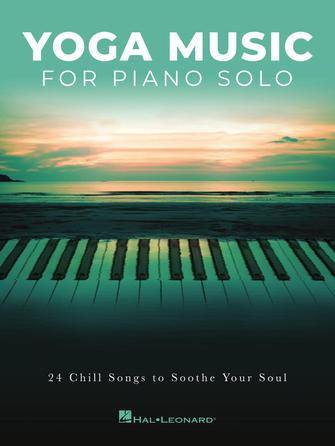 Product Cover for Yoga Music for Piano Solo