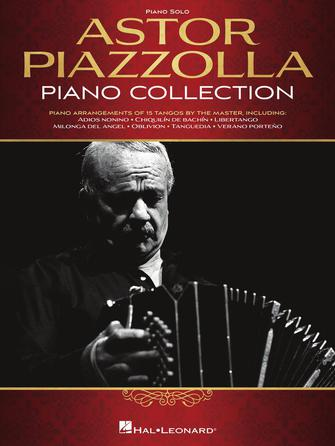 Product Cover for Astor Piazzolla Piano Collection