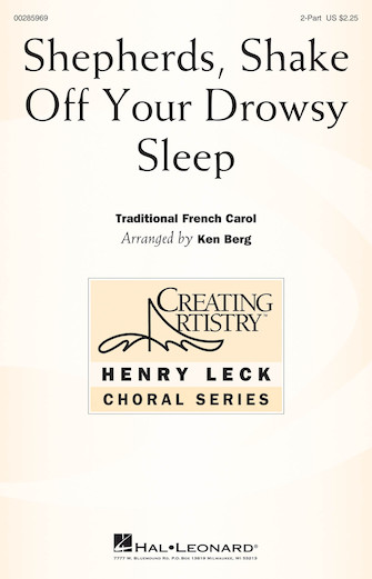 Product Cover for Shepherds, Shake Off Your Drowsy Sleep