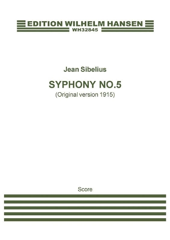 Product Cover for Symphony No. 5 Op. 82