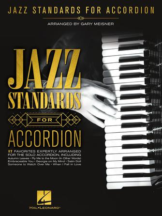 Product Cover for Jazz Standards for Accordion