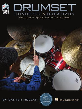 Product Cover for Drumset Concepts & Creativity