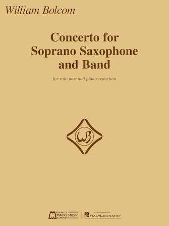 Product Cover for Concerto for Soprano Saxophone and Band