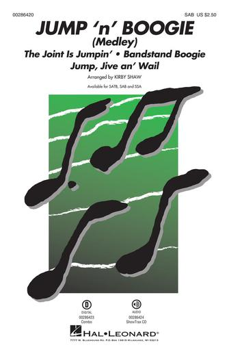 Product Cover for Jump 'n' Boogie (Medley)