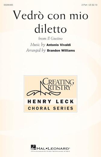 Product Cover for Vedro Con Mio Diletto