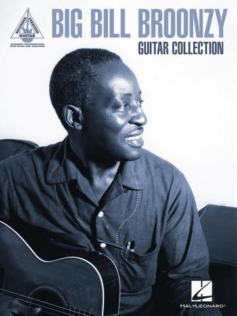 Product Cover for Big Bill Broonzy Guitar Collection