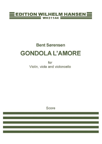 Product Cover for Gondola L'amore