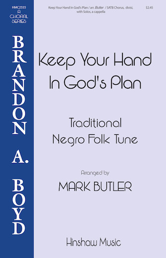 Keep Your Hand in God's Hand