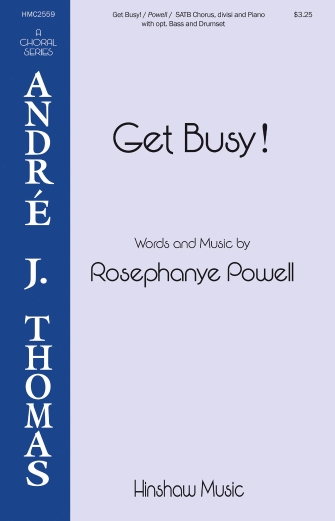 Product Cover for Get Busy