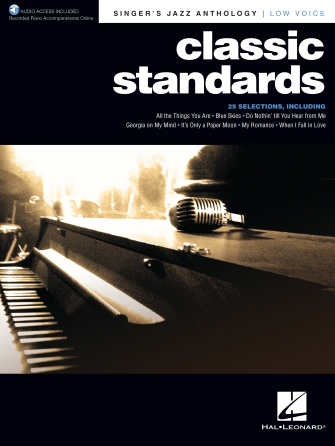 Product Cover for Classic Standards