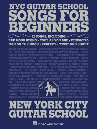 Product Cover for NYC Guitar School – Songs for Beginners