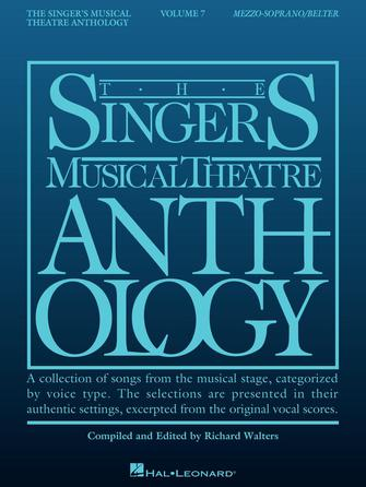 Singer's Musical Theatre Anthology Volume 7
