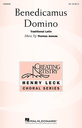 Product Cover for Benedicamus Domino
