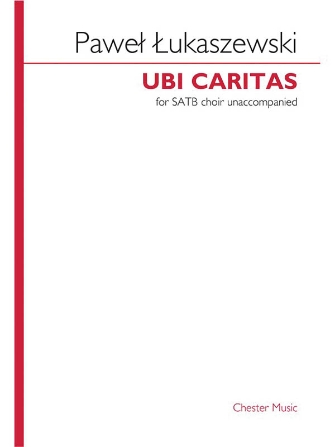 Product Cover for Ubi Caritas