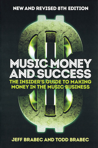 Product Cover for Music Money and Success – New and Revised 8th Edition