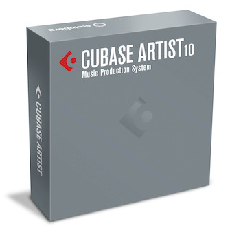 Product Cover for Cubase 10 Artist