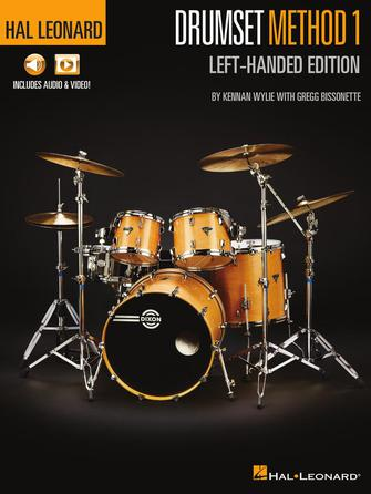 Product Cover for Hal Leonard Drumset Method – Left-Handed Edition