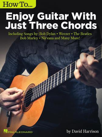 Product Cover for How to Enjoy Guitar with Just 3 Chords