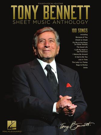 Product Cover for Tony Bennett Sheet Music Anthology