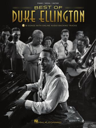 Best of Duke Ellington - 16 Songs with Online Audio Backing