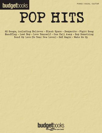 Product Cover for Pop Hits