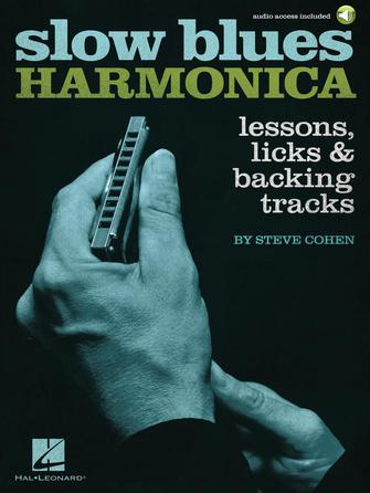 Product Cover for Slow Blues Harmonica