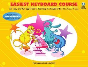 Product Cover for Easiest Keyboard Course