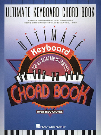 Product Cover for Ultimate Keyboard Chord Book