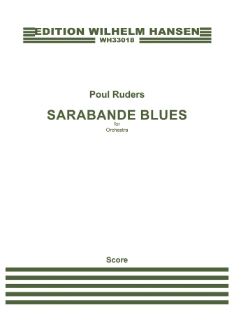 Product Cover for Sarabande Blues