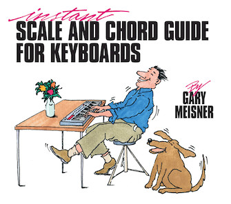 Product Cover for Instant Scale & Chord Guide for Keyboards