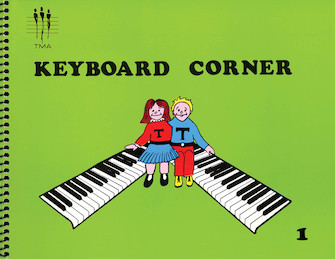 Product Cover for Tritone Keyboard Corner – Book 1