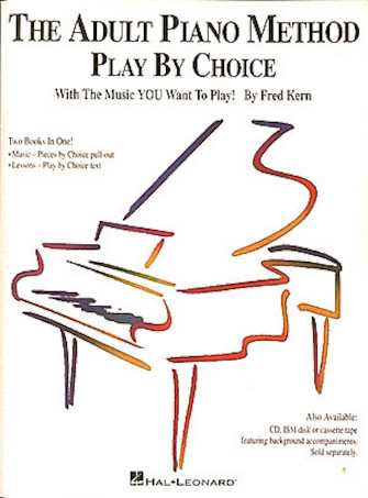 Product Cover for The Adult Piano Method – Play by Choice