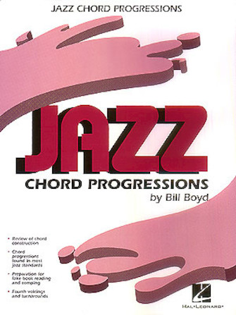 Product Cover for Jazz Chord Progressions