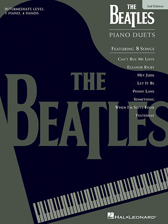 Product Cover for The Beatles Piano Duets – 2nd Edition