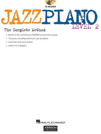 Product Cover for Jazz Piano – Level 2
