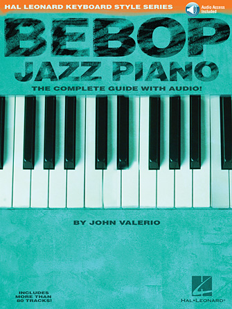 Product Cover for Bebop Jazz Piano – The Complete Guide