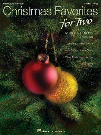 Product Cover for Christmas Favorites for Two