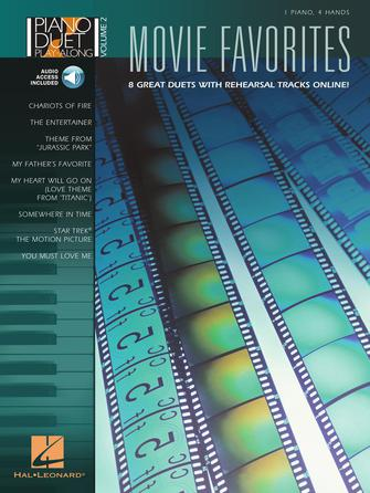Product Cover for Movie Favorites