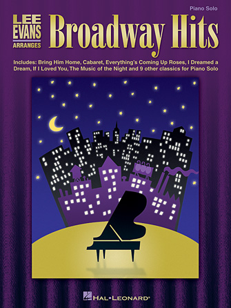 Product Cover for Lee Evans Arranges Broadway Hits
