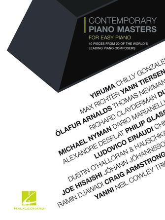 Product Cover for Contemporary Piano Masters