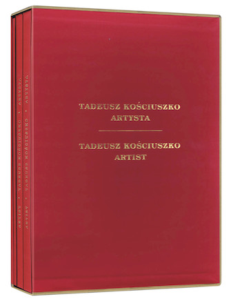 Product Cover for Tadeusz Kosciuszko: Artist in 3 Books