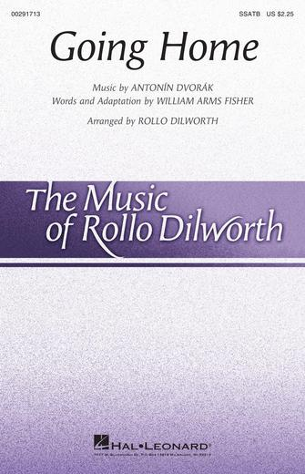 Going Home : SSATB : Rollo Dilworth :  : Sheet Music : 00291713 : 888680927936