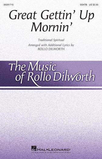 Great Gettin' Up Mornin' : SSATB : Rollo Dilworth : Sheet Music : 00291715 : 888680927943