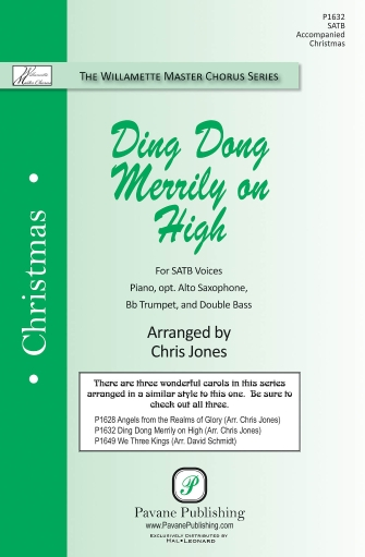 Product Cover for Ding Dong Merrily on High