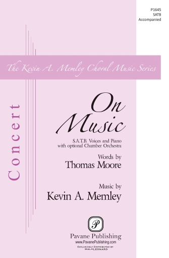 Product Cover for On Music