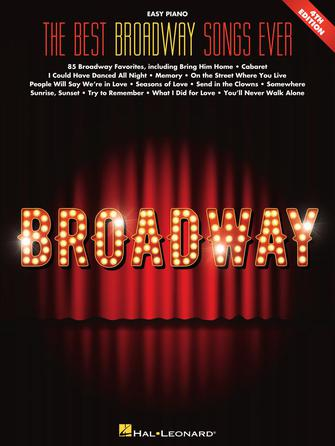 Product Cover for Best Broadway Songs Ever – 4th Edition